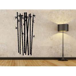 Samolepka na zeď Bambus 009