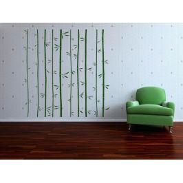 Samolepka na zeď Bambus 011