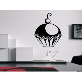 Samolepka na zeď Cupcake 0005