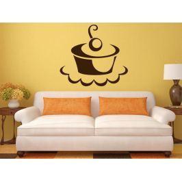 Samolepka na zeď Cupcake 0008