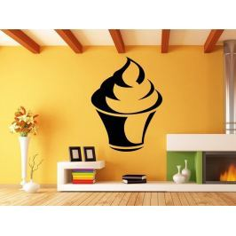 Samolepka na zeď Cupcake 0069