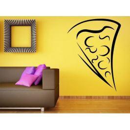 Samolepka na zeď Pizza 0118