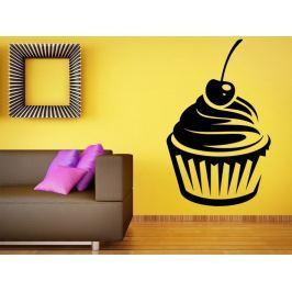 Samolepka na zeď Cupcake 0142