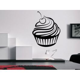Samolepka na zeď Cupcake 0143
