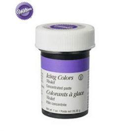 Gelová barva Wilton - fialová