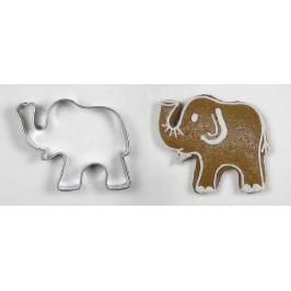 Nerezové vykrajovátko slon