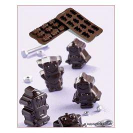 Silikomart Silikonová forma na čokoládu Robochoc