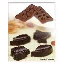 Silikomart Silikonová forma na čokoládu Nature