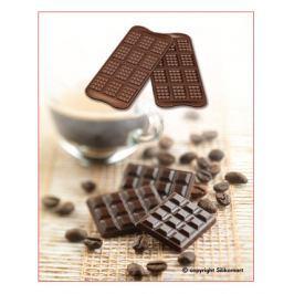 Silikomart Silikonová forma na čokoládu Tablette