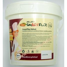 Smartflex velvet 0845 mandle potahovací hmota 1,4kg