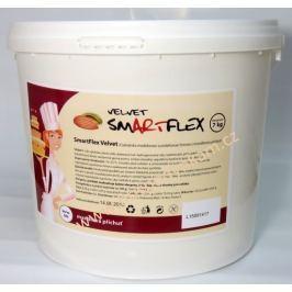 Smartflex Potahovací hmota Velvet mandlová 7 kg