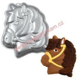 Wilton Dortová forma hlava poníka