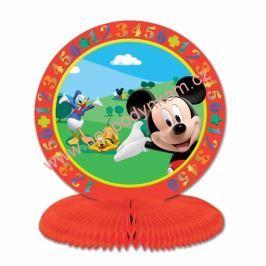 Papírová dekorace Mickey Mouse