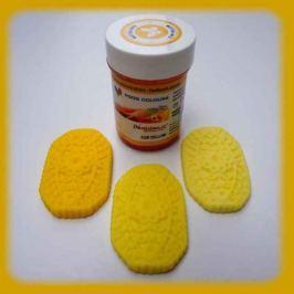 Gelová potravinářská barva Food Colours žlutá
