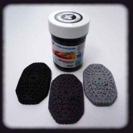 Gelová potravinářská barva Food Colours černá
