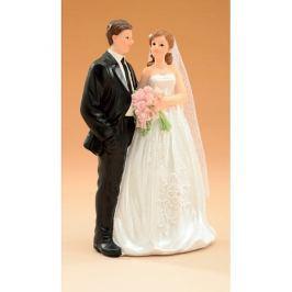 Modecor Figurka nevěsta a ženich
