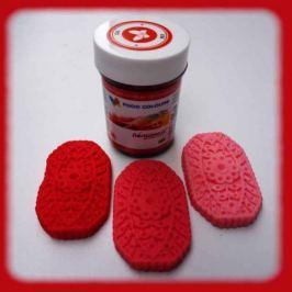 Gelová potravinářská barva Food Colours červená