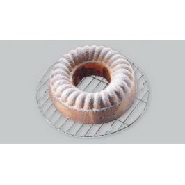Mřížka pro chladnutí pečiva, kruhová