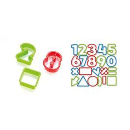 Tescoma Vykrajovátka číslice DELÍCIA KIDS, 21 ks