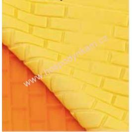 Martellato Otiskovací podložka cihlová zeď W132