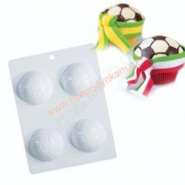 Martellato Forma na čokoládu fotbalový míč