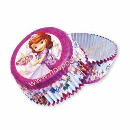 Cukrářské košíčky na pečení Sofia první