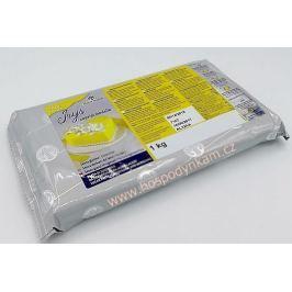 Pasta di zucchero Žlutá 1kg