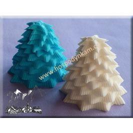 Silikonová forma na marcipán 3D strom