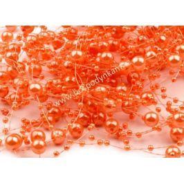 Perličky oranžové