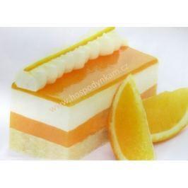 Netuhnoucí pomerančová glazura 200g
