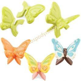 Wilton Forma na čokoládu - 3D motýlci
