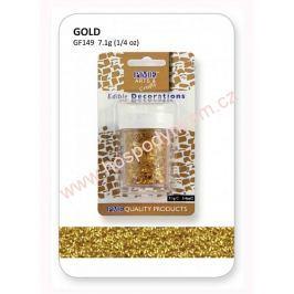 Jedlé třpytky zlaté PME