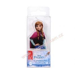 Modecor Dortová svíčka Frozen - Anna