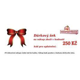 Dárkový poukaz 250 Kč