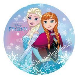 Modecor Jedlý papír Frozen Anna a Elsa