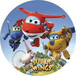 Modecor Jedlý papír Super Wings 1