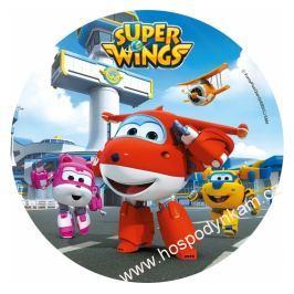 Modecor Jedlý papír Super Wings 3