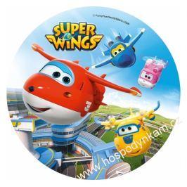 Modecor Jedlý papír Super Wings 4