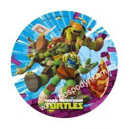 Modecor Jedlý papír Želvy Ninja 2