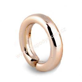 Dekorační prsten zlatý velký