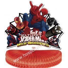 /Papírová dekorace Spiderman