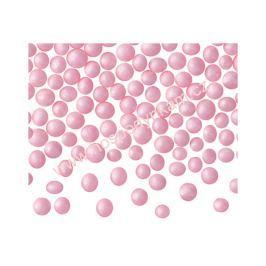 Křupinky- perličky růžové 50g
