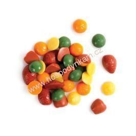Čokoládové zdobení - ovoce 50g