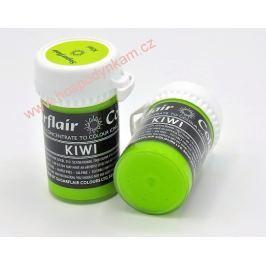 Gelová barva Sugarflair Kiwi 25g