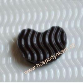 Strukturální fólie na čokoládu Vlnky