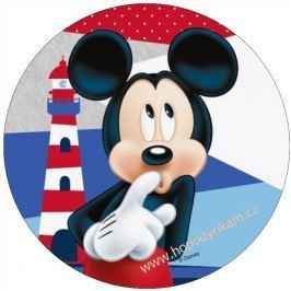 Jedlý papír Mickey a Minnie na pláži 4