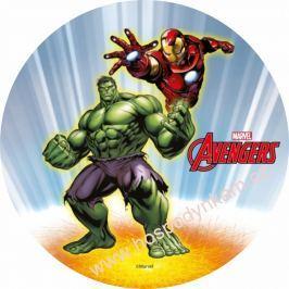 Jedlý papír Avengers 4