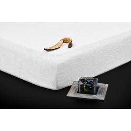 TP Froté prostěradlo Premium 190g/m2 160x200 Bílá