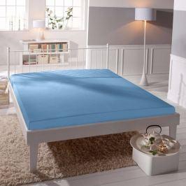 TP Jersey prostěradlo Premium 190g/m2 140x200 Nebeská modř