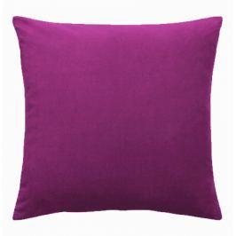 TOP Povlak na polštářek UNI fialový V12  40x40